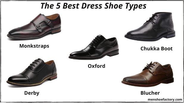 mens dress shoes under 5