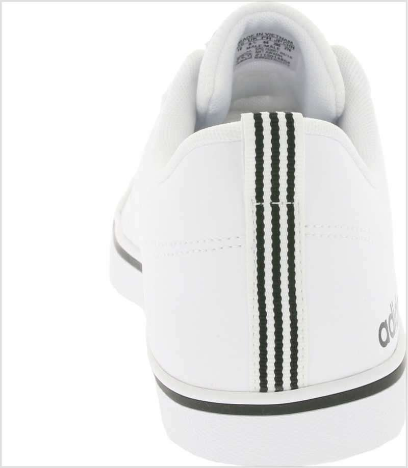 Adidas neo vs pace leather sneakers
