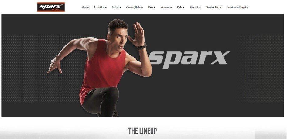 sparx brand