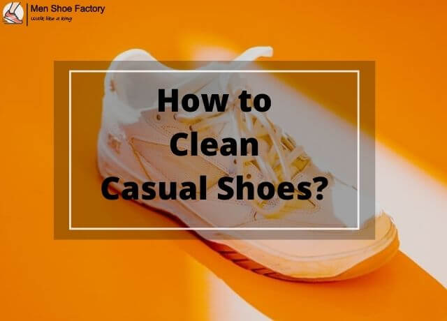 how to clean canvas sneakers