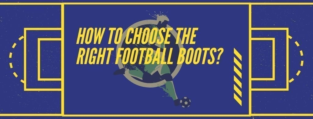 How to choose a football boot