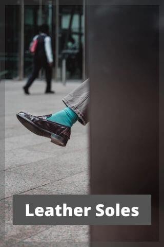 types of shoe soles