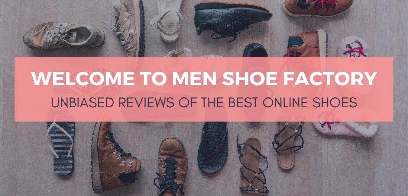 men shoe factory