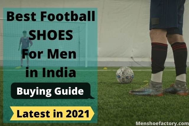 best football shoes in india